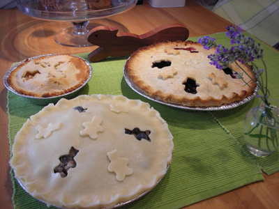 More Pies!!