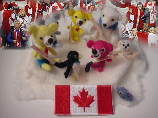 Canada Olympic Hockey Team?