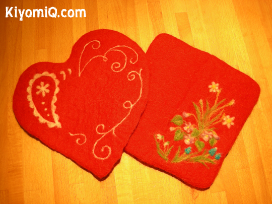 Two trivets